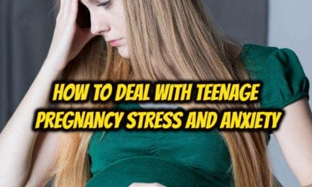 how to deal with teenage pregnancy stress and anxiety in hindi