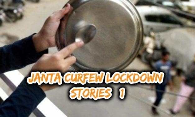 janta curfew Lockdown stories #1