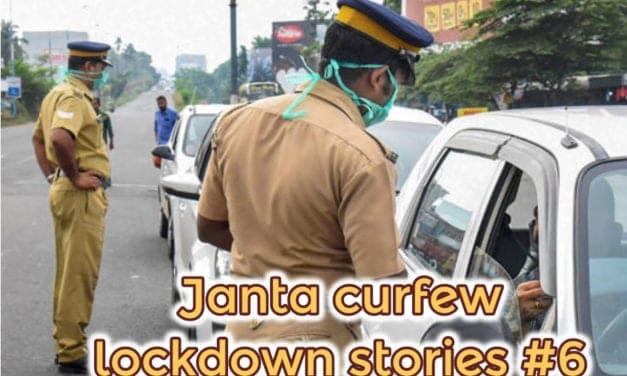 Janta curfew lockdown stories #6