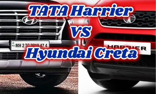 Hyundai Creta vs Tata Harrier in Hindi
