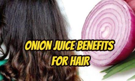 बालों के लिए प्याज रस के फायदे – onion juice benefits for hair in hindi