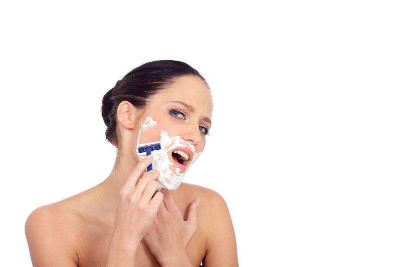 चेहरे से बाल कैसे हटाएं – Face hair removal tips in hindi
