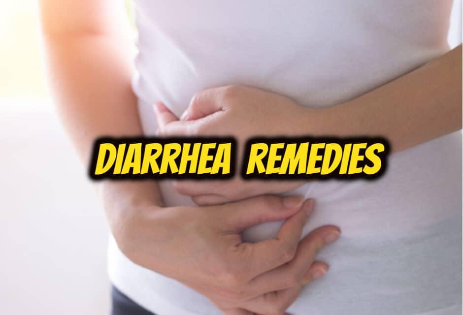 दस्त (डायरिया) के लिए उपाय – diarrhea remedies