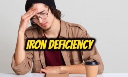 आयरन की कमी के संकेत और लक्षण – iron deficiency