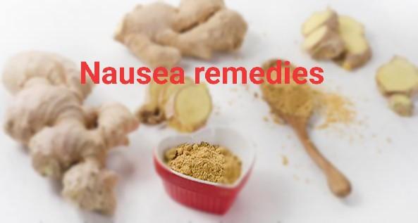 मतली रोकने के उपाय – nausea remedies
