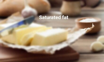 सैचुरेटेड फ़ैट – saturated fat
