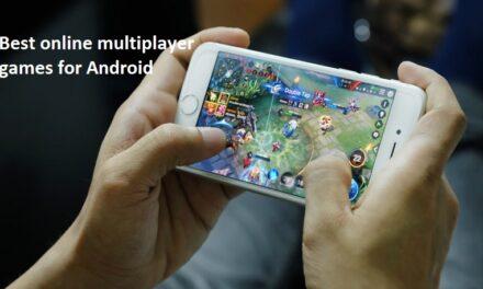 एंड्रायड के लिए बेस्ट ऑनलाइन मल्टीप्लेयर गेम – Best online multiplayer games for Android