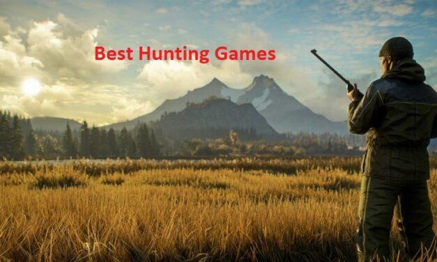 बेस्ट हंटिंग गेम्स – Best Hunting Games