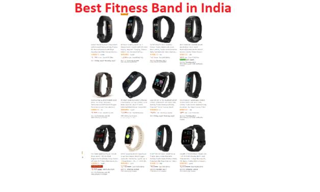 बेस्ट फिटनेस बैंड – Best Fitness Band in India