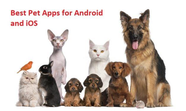 पालतू जानवरों के लिए बेस्ट ऐप्स – Best Pet Apps for Android and iOS