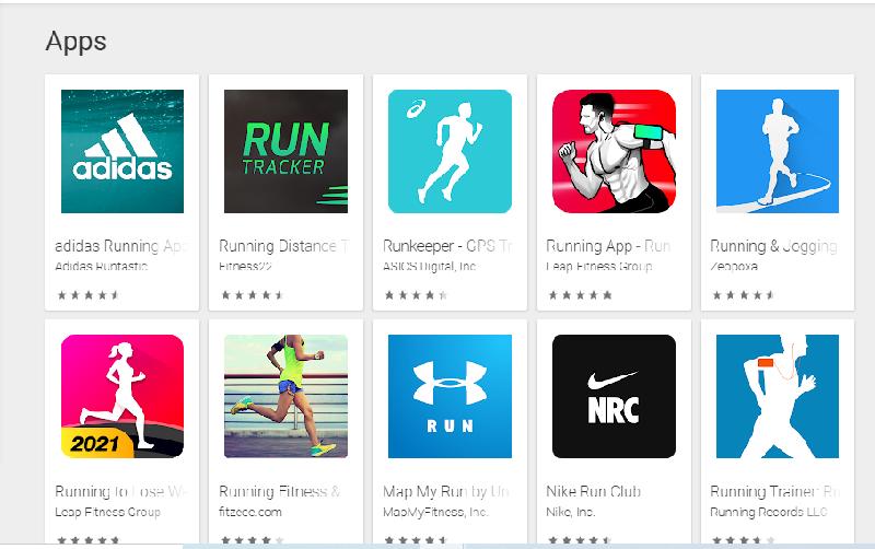 फोन के लिए बेस्ट रनिंग ऐप्स – Best Running Apps for android