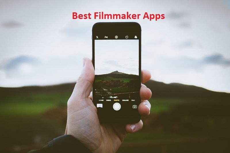 फोन के लिए बेस्ट फिल्ममेकर ऐप्स – Best filmmaker apps for android & iPhone (iOS)