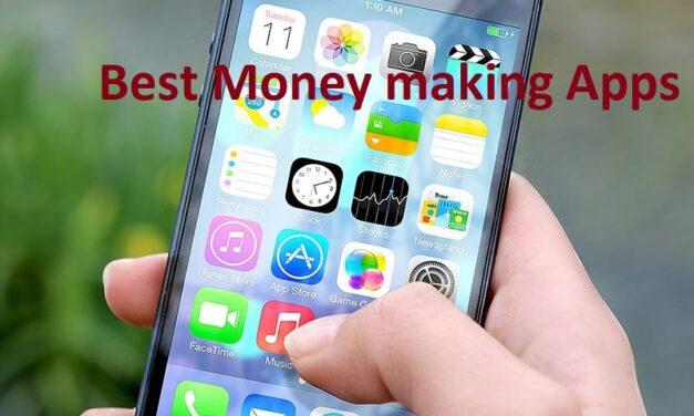 पैसा कमाने में मदद करने वाली ऐप्स – Best money making apps for android