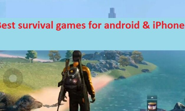 Best survival games for Android and iPhone