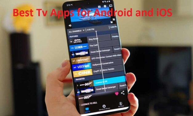 फोन के लिए बेस्ट टीवी ऐप्स – Best Tv Apps for Android and iOS