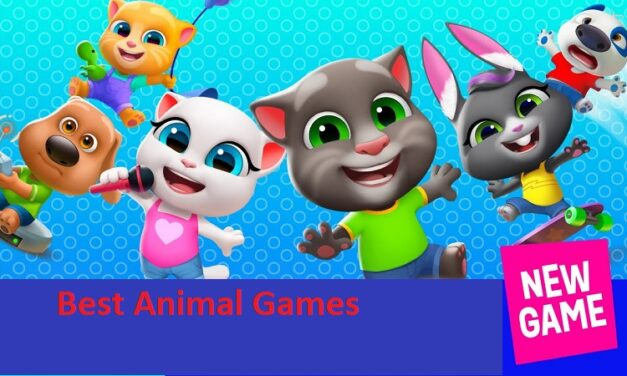 Best Animal Games for Android and iPhone